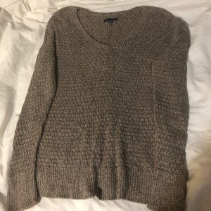 Brown AE Sweater